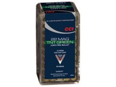 CCI TNT Green 22 Mag 30 Grain HP