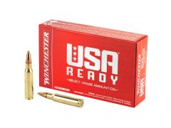 RED308 Winchester USA Ready 308 Winchester 168 Grain Open Tip