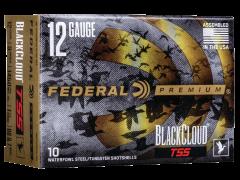 "PWBTSSX1427B Federal Black Cloud TSS 12 Gauge 3"" 1-1/4 oz 7/BB"