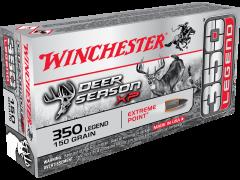 Winchester Deer Season XP 350 Legend 150 Gr Extreme Point (Case)