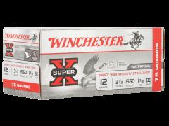 """WEX12LBBVP Winchester Super-X Xpert High-Velocity 12 Gauge 3.50"""" 1 3/8 oz BB Shot (Value Pack)"""