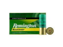 "12B0 Remington 12 Gauge 2.75"" 12 Pellet 0 Buck"