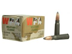 MC762BSP Wolf Military Classic 7.62x39mm 124 Grain SP