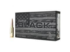 81604 Hornady Black 20 Rounds 6mm ARC 105 Grain BTHP Ammo