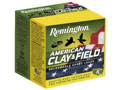 "Remington Clay & Field 12 ga 2-3/4"" 1oz No. 8 Shot"