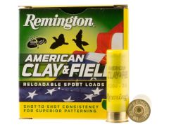 "Remington Clay & Field 20 ga 2-3/4"" 7/8oz No. 8 Shot"