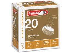 Aguila Competition 20 Ga 7/8oz #7.5 Shot