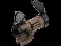Ncstar Tube Reflex Optic, Nc Drgb135t      Reddot    1x35   R/g/b Tan