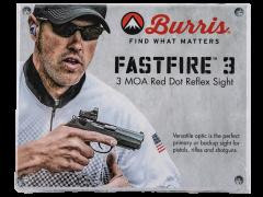 Burris Fastfire, Bur 300234 Fastfire Pic Mount 3moa Dot