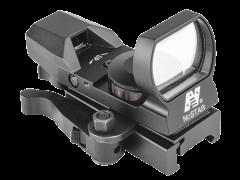 Ncstar Reflex Optic, Nc D4rgbq        Reflex Sight R&g Mult