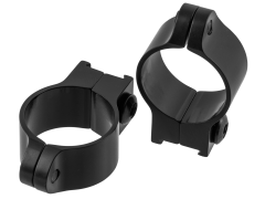 Browning Rimfire Scope Ring Set, Brn 12365 Rng Rmfire Std Tblt/sa22 Mat