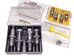 Lee Ultimate Rifle, Lee 90739 Ultimate Rfl 4 Die 22-250