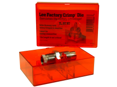Lee Factory Short Bottle Neck, Lee 90087 Fact Crimp Die 22 Tcm