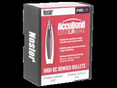 Nosler Accubond, Nos 58456 Accubond Lr .308 190 Sp   100