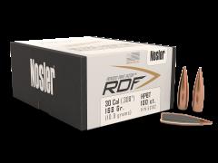 Nosler Rdf, Nos 53182 Rdf Match   30  168 Hpbt             100