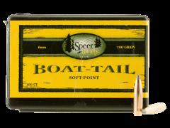 Speer Bullets Boat-tail, Speer 1220 Bull .243 100 Sptzbt    100