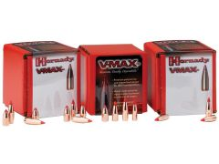 Hornady V-max, Horn*22241 Bull .224  40 Vmax                  100