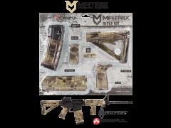 Matrix Diversified Ind Magpul Carbine Accessory Kit, Mdi Magmil41-hl Kryptek Highlander Kit