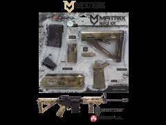 Matrix Diversified Ind Magpul Carbine Accessory Kit, Mdi Magcom61-km Kryptek Mandrake   10r