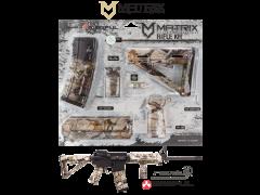 Matrix Diversified Ind Magpul Carbine Accessory Kit, Mdi Magcom  -nv Next Camo Vista    Kit
