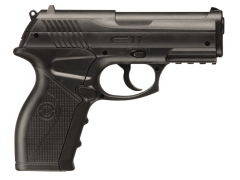 Crosman C11, Cros C11      Bb Pistol  Blk Co2  18rd