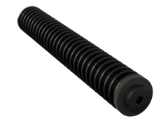 Rival Arms Guide Rod Assembly, Rival Ra50g201s Guide Rod Asm G19 Gen3 Ss   N