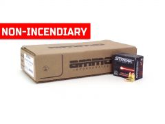 Ammo Inc. STREAK 380 ACP 100 Grain TMJ Tracer Case 380100TMC-STRK-RED-CASE