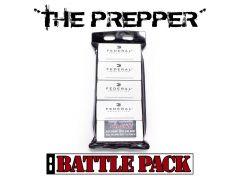 "Federal Hi-Shok 40 S&W 180 Grain JHP The Prepper"" Battle Pack"""