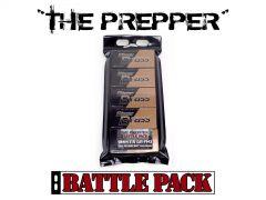 """Blazer Brass 9mm 115 Grain FMJ The Prepper"""" Battle Pack"""""""