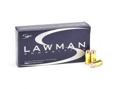 Speer Lawman .40 S&W 180 Grain TMJ