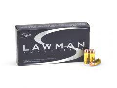 Speer Lawman .40 S&W 165 Grain TMJ