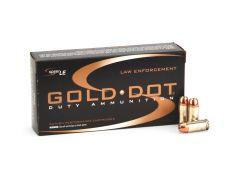 Speer Gold Dot .40 S&W 165 Grain JHP (Box)