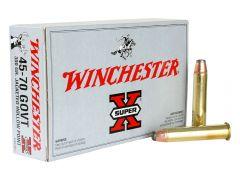 X4570H-BOX Winchester Super-X .45-70 300 Grain JHP (Box)