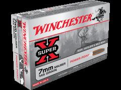 X7MM1 Winchester Super-X 7mm Mauser 145 Grain Power-Point