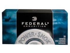 Federal Power-Shok 308 Winchester 150 Gr SP Case