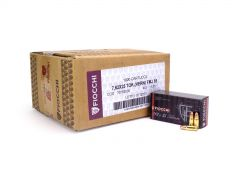 Fiocchi 7.62 x 25 Tokarev 85GR FMJ Case 762TOK-CASE