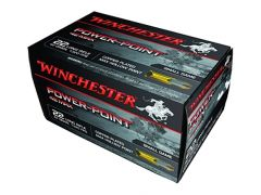 PP22LRH42U-BOX Winchester 42-Max 22 LR 42 Grain Power-Point CPHP (Box)