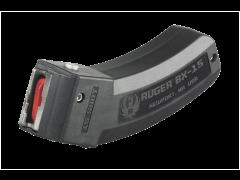 Ruger 77/22, 10/22, SR22, BX-15 22 LR Magazine - 15 Round (Black Polymer)