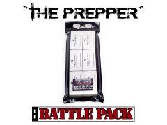 "Federal Hi-Shok 9mm 115 Grain +P+ JHP The Prepper"" Battle Pack"""