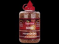 Crosman Copperhead, Cros 0767     Coprhead Carton  Bb 6000