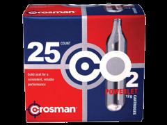 Crosman Powerlet, Cros 2311    Powerlets  Cylinders 25pk