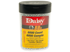 Daisy Precisionmax, Daisy 980060-444 Bottle Bb 6000 Count