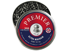 Crosman Premier, Cros Lum77   Prm  Pellet Hp   177  500