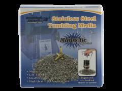 Frankford Arsenal Stainless Steel Media, Frank 909191  Stainless Stl Media 5lb