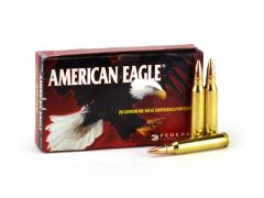 Federal American Eagle 223 Remington 62 Grain FMJ Boat Tail