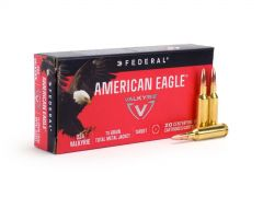 Federal American Eagle 224 Valkyrie 75 Grain TMJ