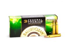 Federal Ballisticlean 223 Remington 55 Grain Frangible