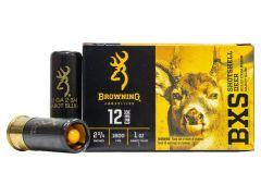 "B193111221 Browning BXS 12 Gauge 2 3/4"" 1 oz Solid Copper Tipped Slug"