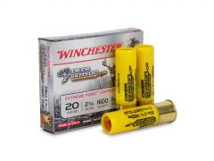 "X20DSLF Winchester Deer Season XP Copper Impact 20 Gauge 2.75"" 3/4 oz Sabot Slug"
