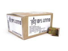ROA22356FMJ-A Red Ops 223 Remington 56 Grain FMJ